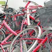 Comunidad de vecinos y bicicletas